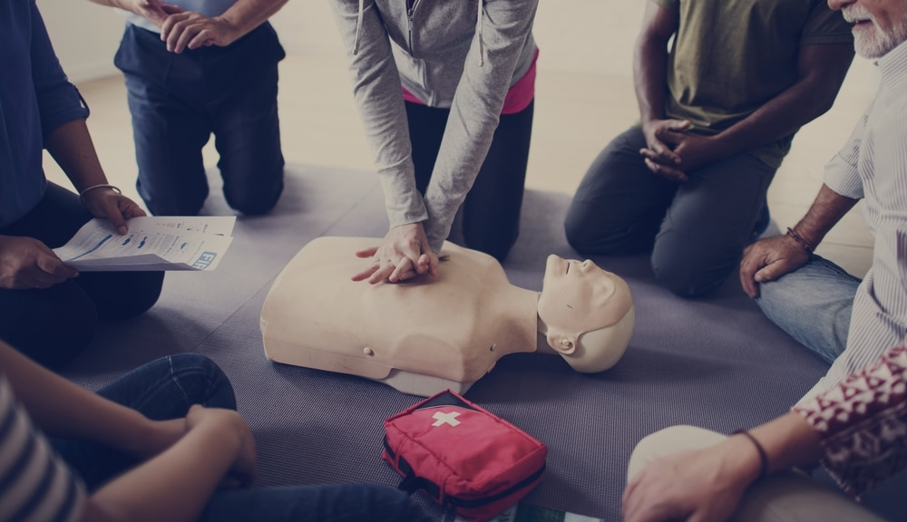FIRST AID Tomaree Community College - Nelson Bay, Port Stephens